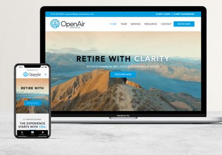 Open Air Advisers   Financial Advisers
