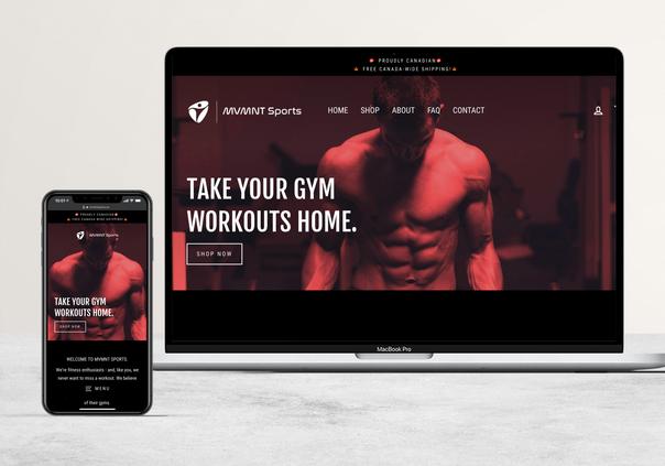 MVMNT Sports Exercise Equipment