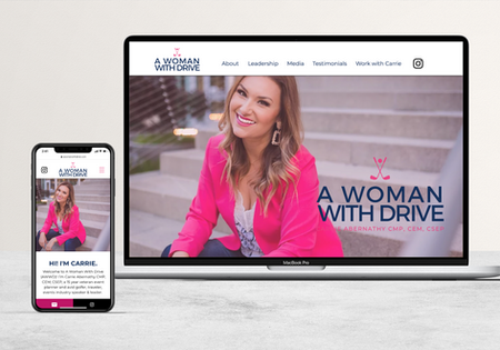 A Woman With Drive | Leadership Blog