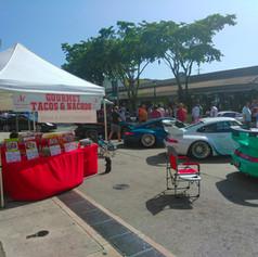 Porsche Show in South Miami