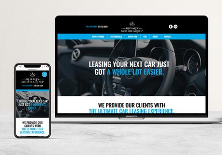 Royal Motor Group   Car Lease Brokerage