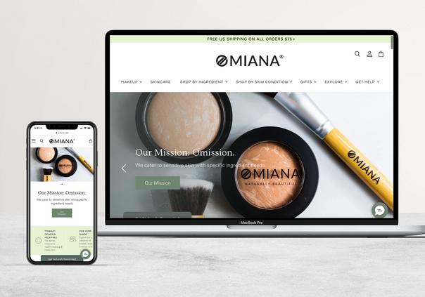 Omiana Makeup & Skincare
