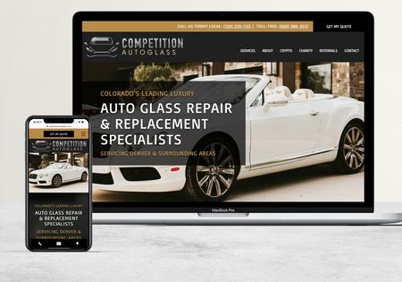 Competition Auto Glass
