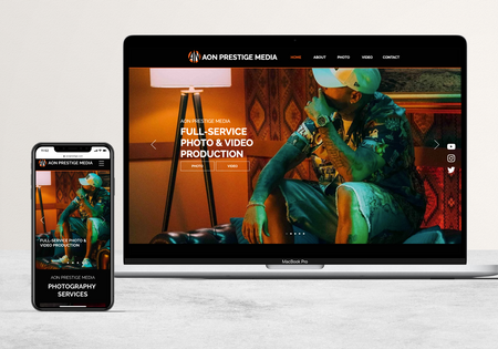 Aon Prestige Media   Photo & Video Production