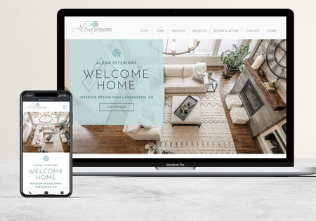 Alexa Interiors | Interior Designer