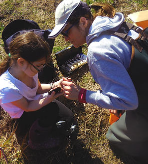 Water quality monitoring with Citizen Scientists