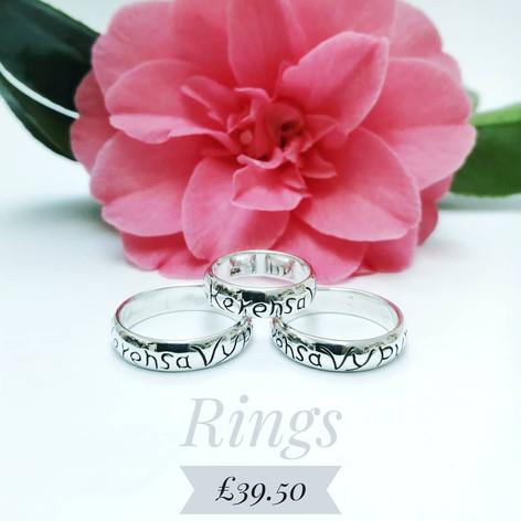 Cornish love ring £39.50