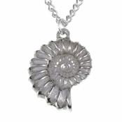 Ammonite necklace £15.25