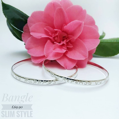 Cornish love full bangle £69.90