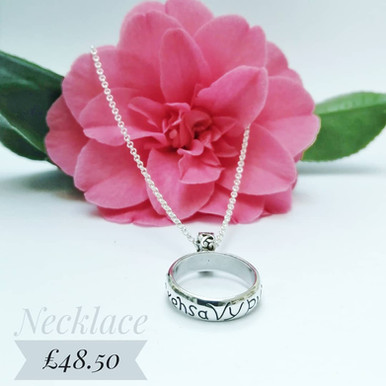 Cornish love necklace £48.50