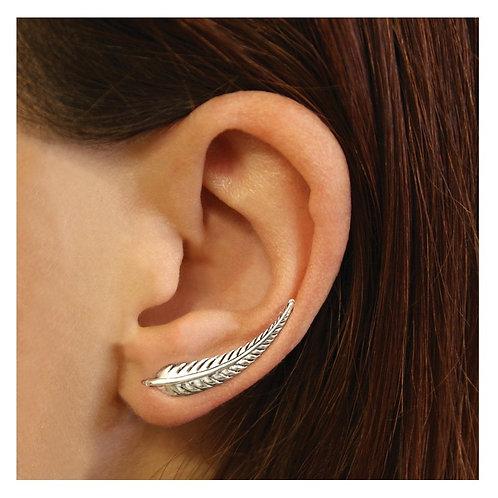 Silver leaf ear climbers