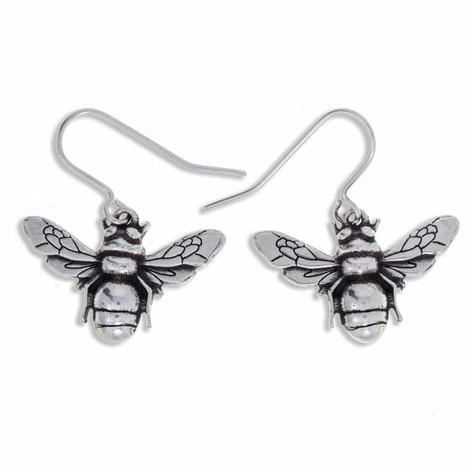Bee earrings £14.75