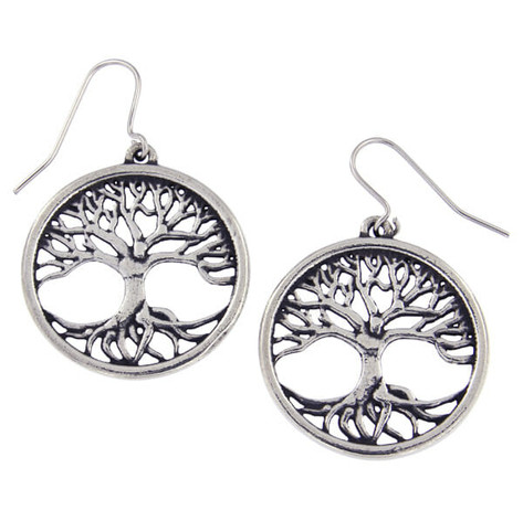 Tree of life earrings £17.75