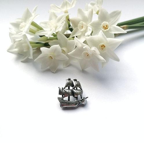 Ship Lapel pin