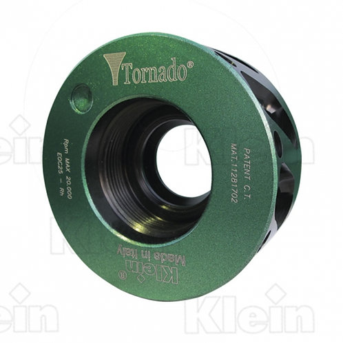 """DUST & CHIP EXTRACTION NUT """"TORNADO®"""""""