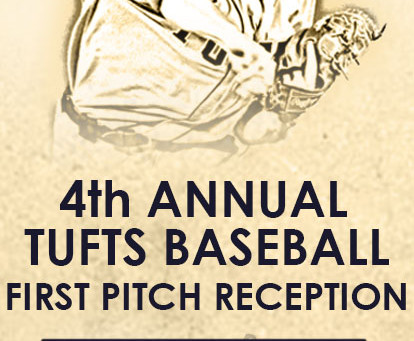 Tufts First Pitch Reception 2/22/19
