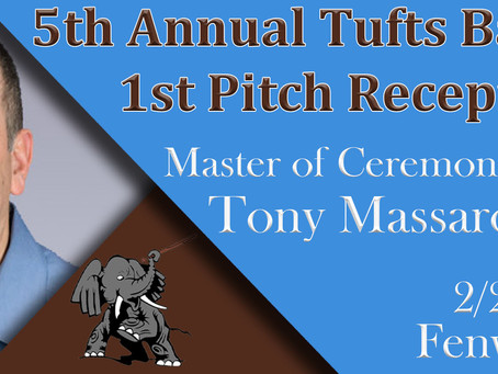 Registration for 2020 First Pitch Reception Closes in 3 Days!!!
