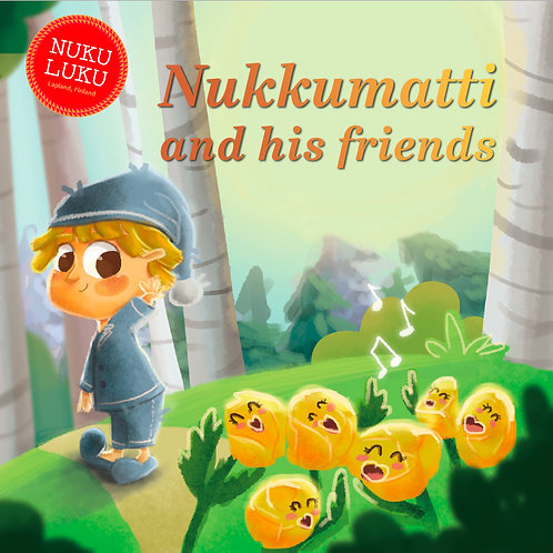 Nukkumatti and his friends