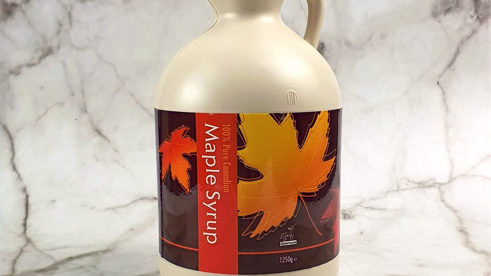 Maple Syrup (1.25kg)