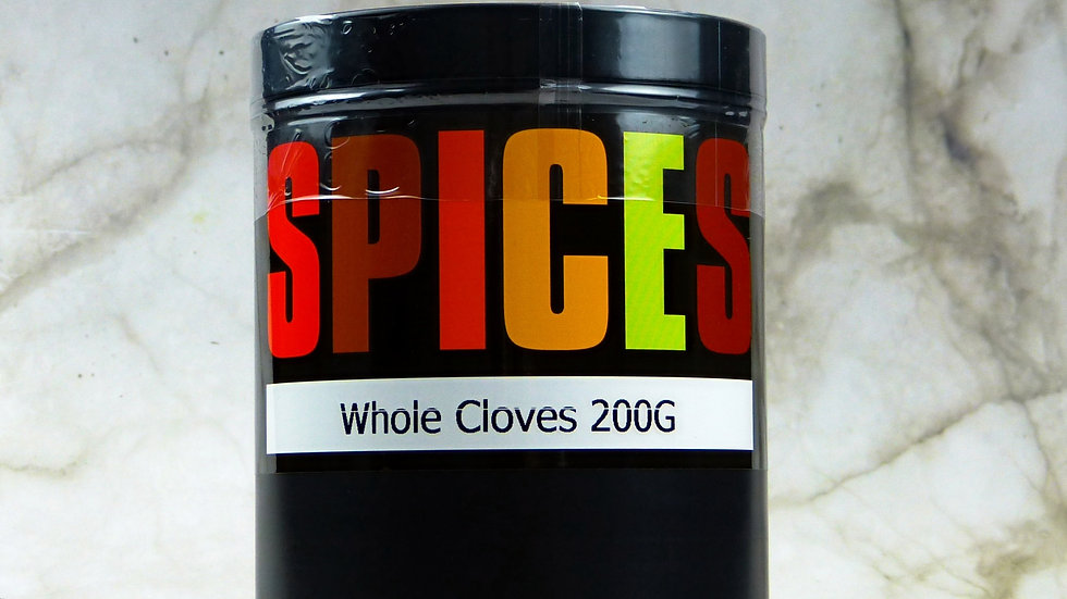Whole Cloves
