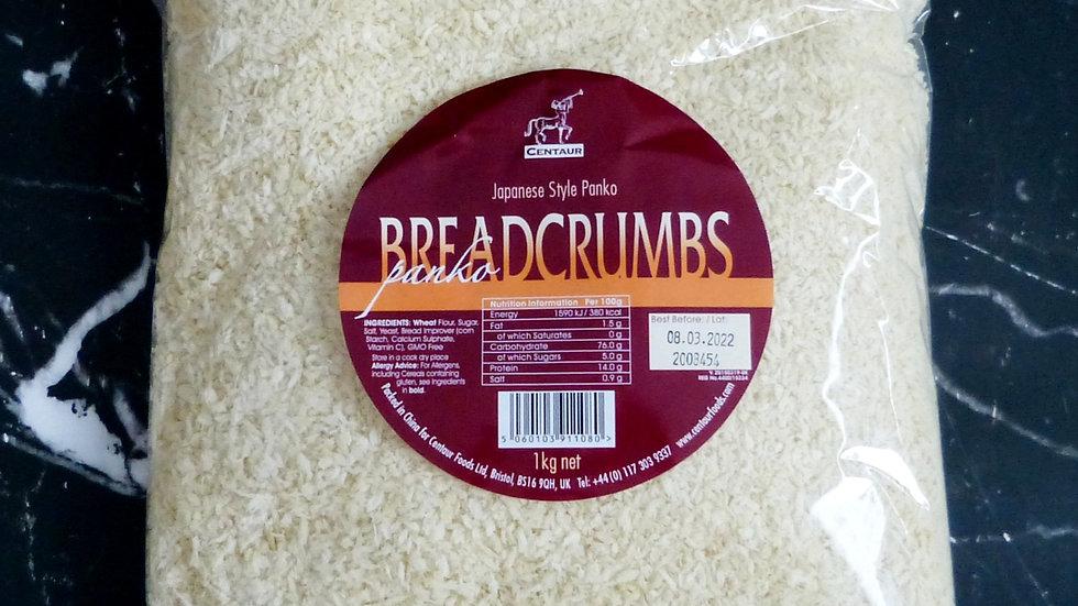 Panko Breadcrumbs (1kg)
