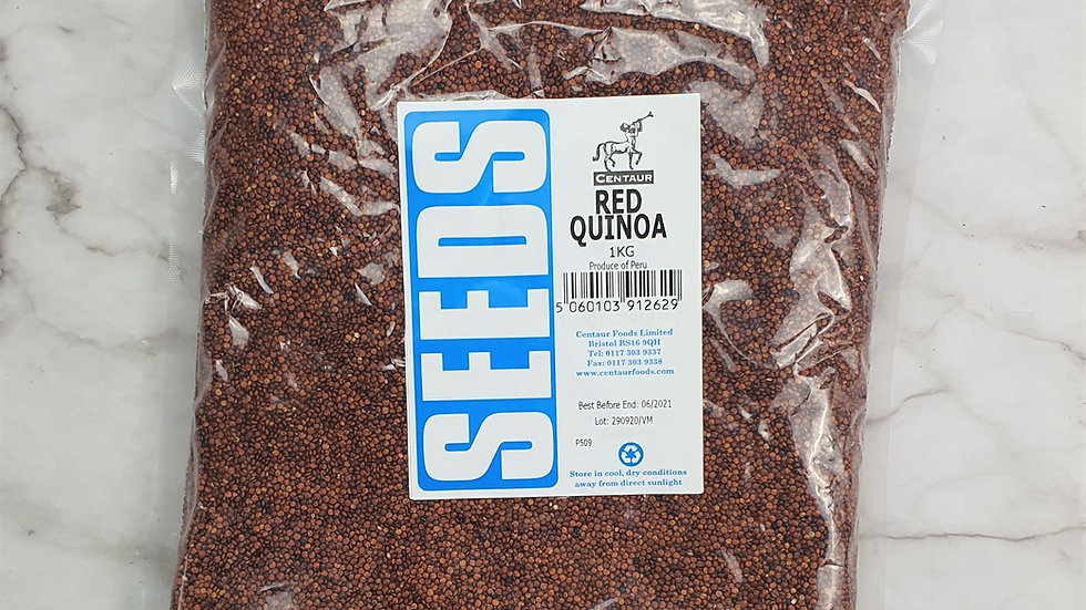 Red Quinoa (1kg)