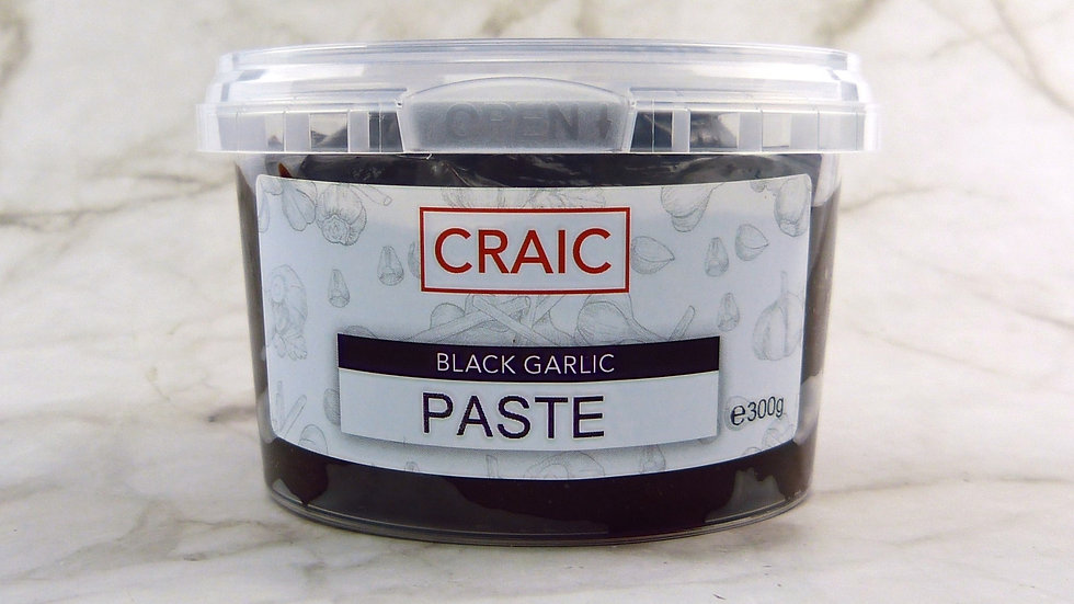 Black Garlic Paste (300g)
