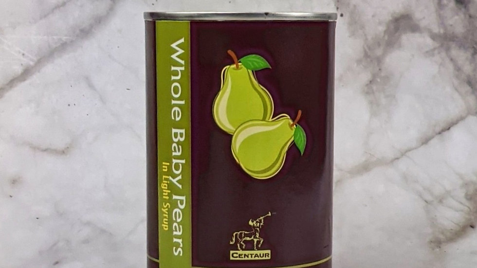 Whole Baby Pears (475g)