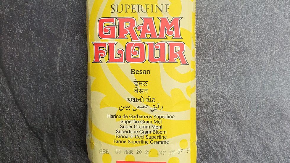 gram flour gluten free