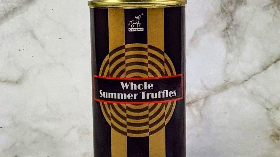 tinned whole truffles