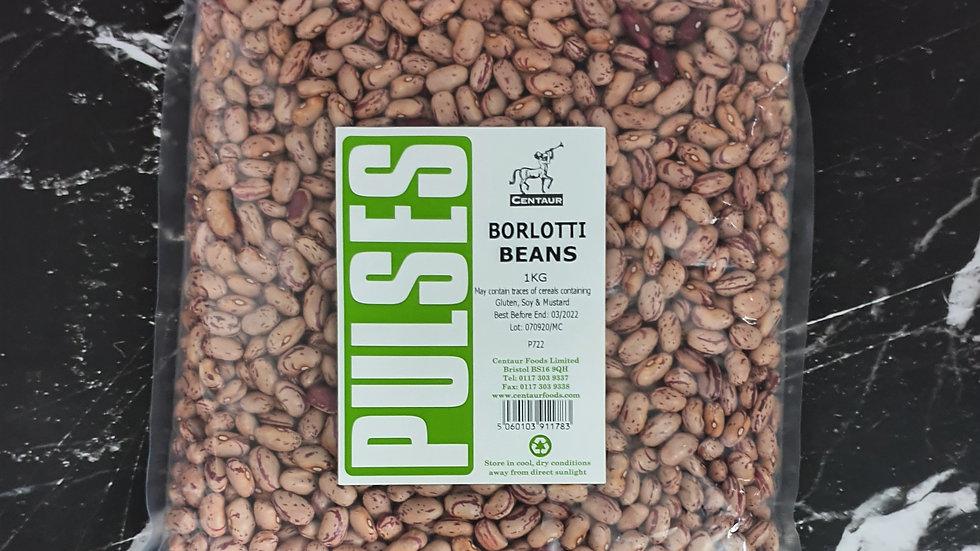 Borlotti Beans (1kg)