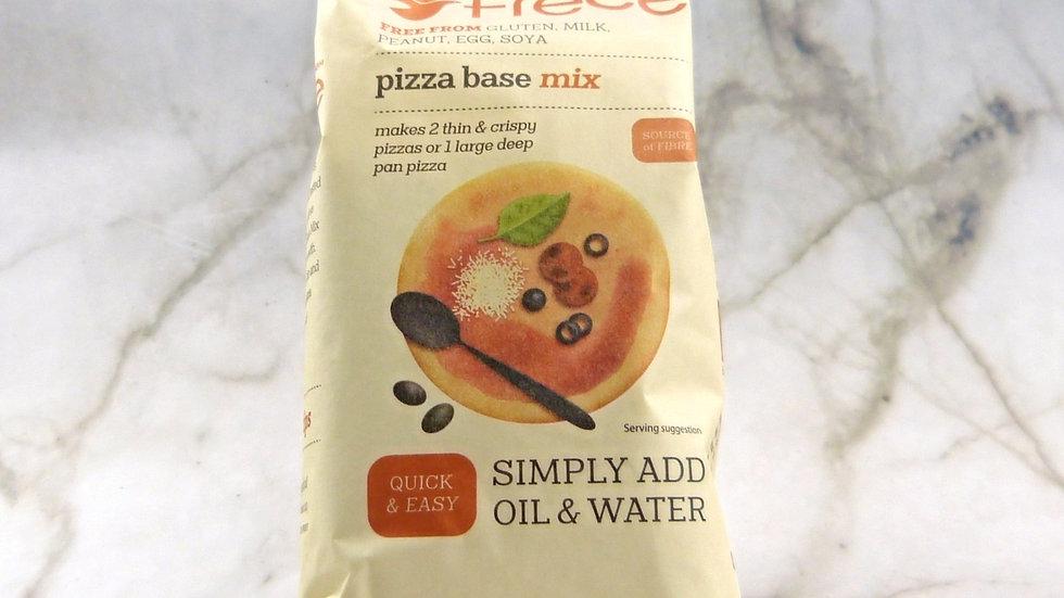 gluten free pizza base mix