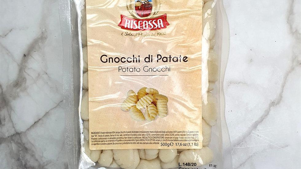 potato gnocchi pasta