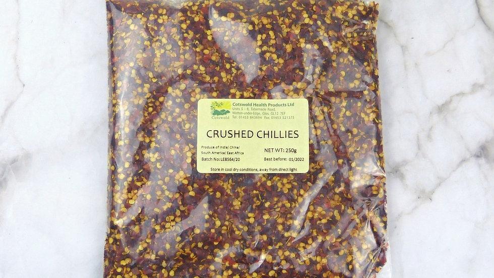 Chilli Flakes (250g)