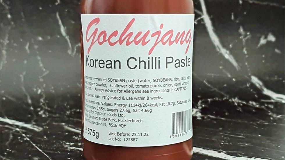 Gochujang Korean Chilli Paste (550g)
