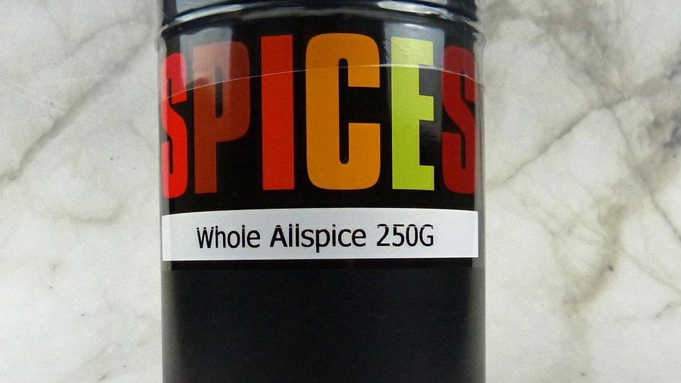 whole allspice