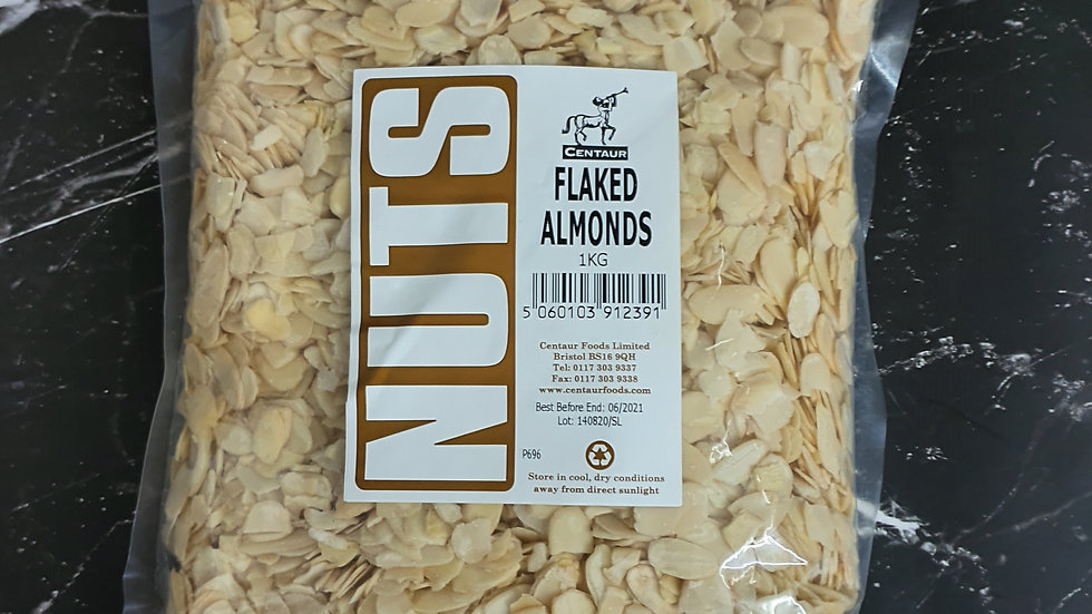 Flaked Almonds (1kg)
