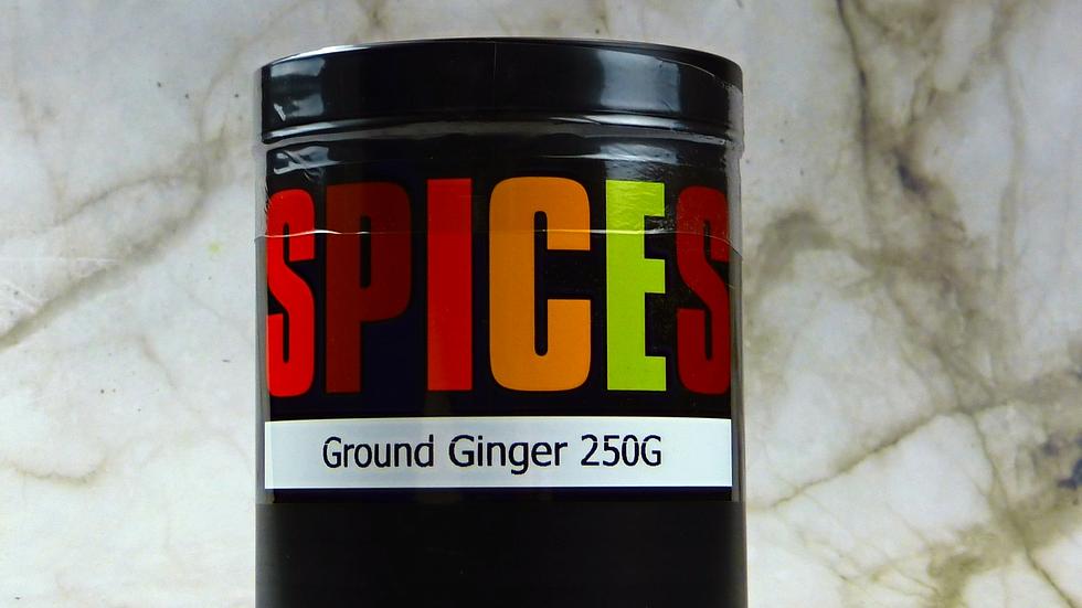 Ground Ginger (250g)