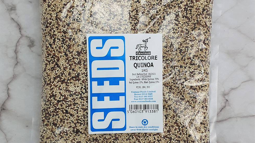 Tricolour Quinoa (1kg)