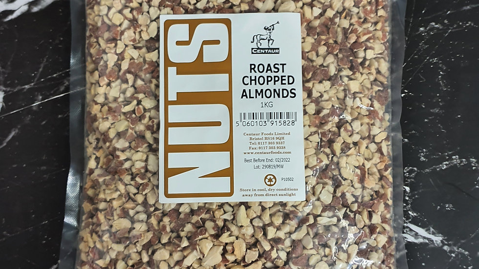 Roast & Chopped Almonds (1kg)
