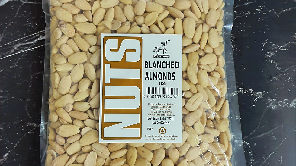 Blanched Almonds (1kg)