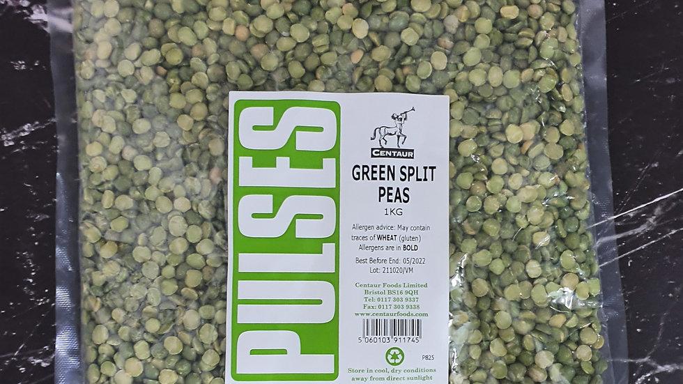 Green Split Peas (1kg)