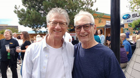 with Richie Furay