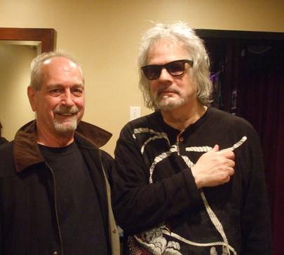 with Al Kooper