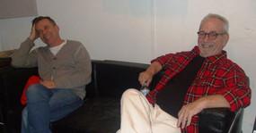 with Bob Mothersbaugh