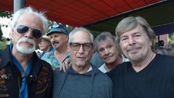 with David Muse, Rick Roberts and Jock Bartley