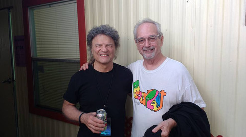 with Joe Vitale