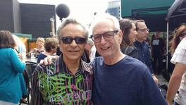 with Kenny Passarelli