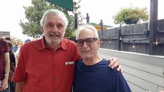 with Bill Szymczyk