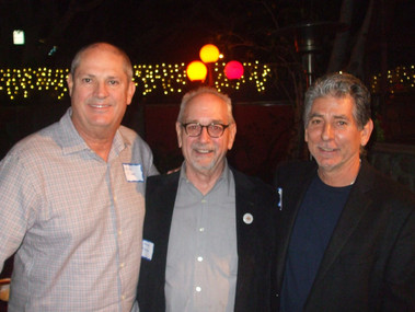 with Mike Clink and James Sandweiss